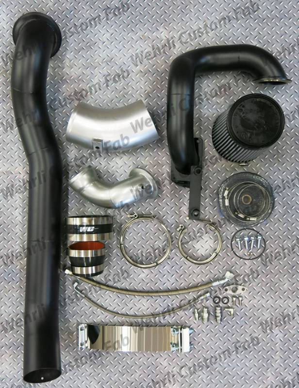 2003-2007 5 9 Cummins S400/Stock Twin Turbo Kit