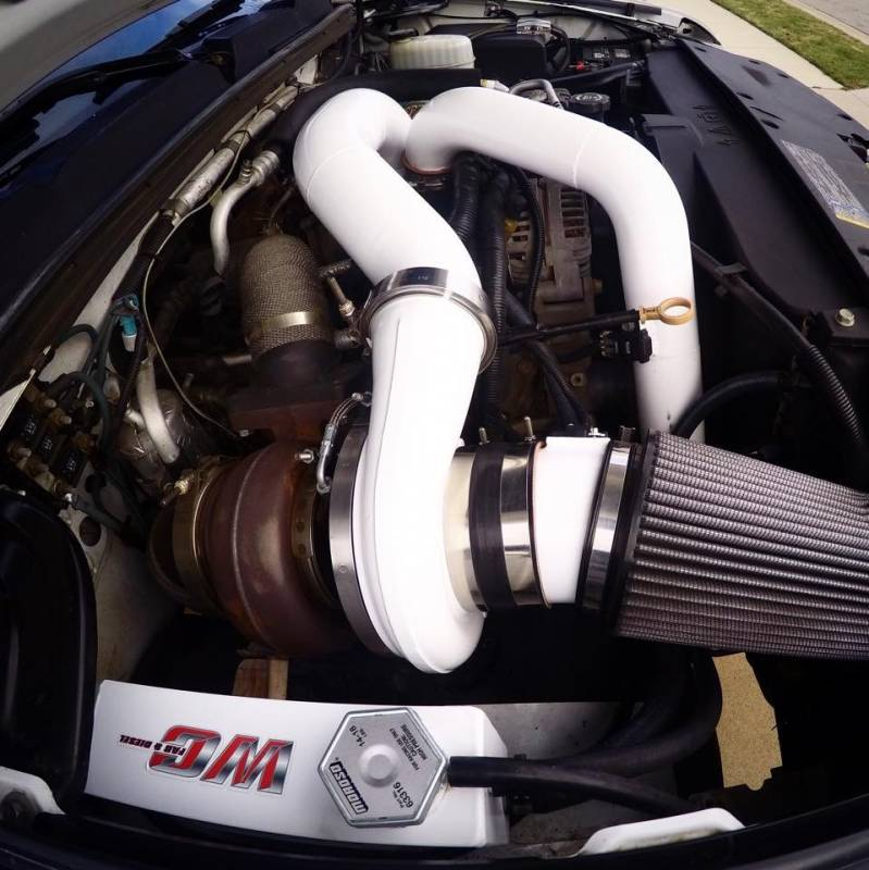 2007.5-2010 LMM Duramax S400/Stock Twin Turbo Kit