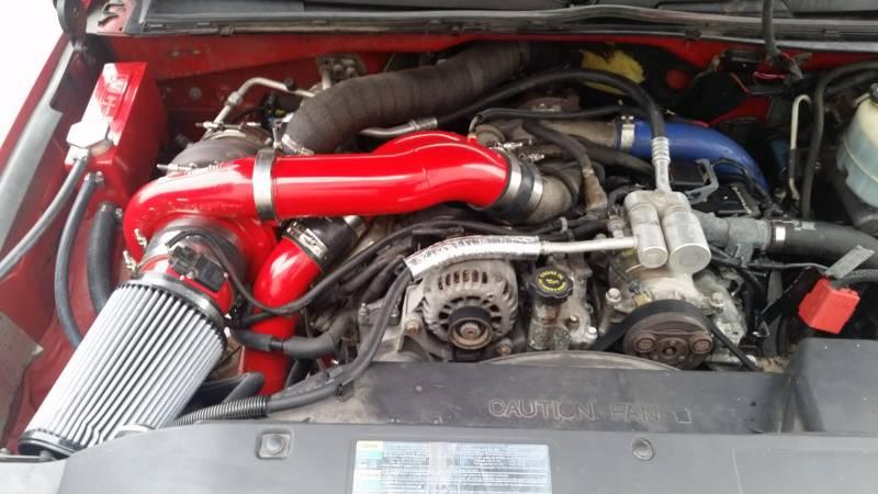 S400  Stock Twin Kit Lb7 Duramax