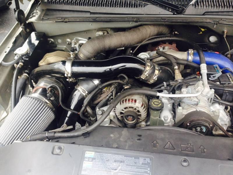2001 2004 Lb7 S400 Stock Twin Turbo Kit