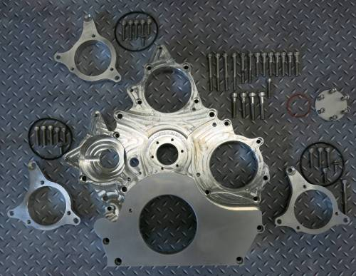 Fuel System Parts; Injectors, Lift Pumps, CP3's - Gear Drive CP3 Front Cover