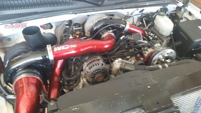 2001 2016 Lb7 Lly Lbz Lmm Lml Duramax S500 S400 Twin Kit