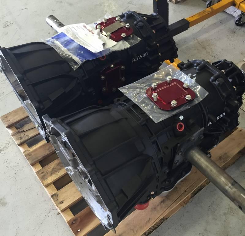 2011-2016 LML Duramax 750HP Built Transmission