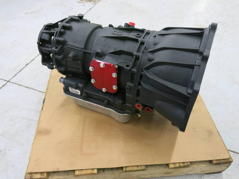 2006-2007 LBZ Duramax 750+HP Built Transmission