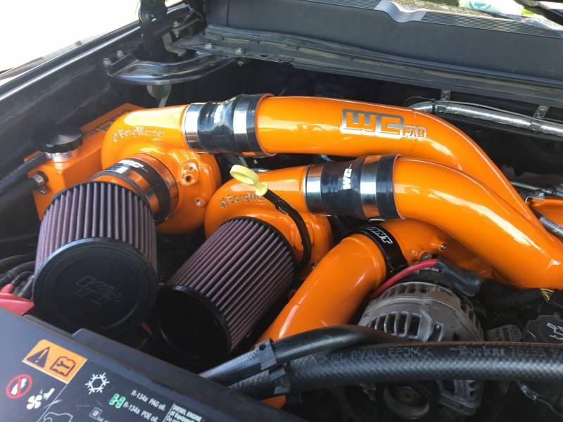 Vgt S300 Duramax Triple Turbo Kit