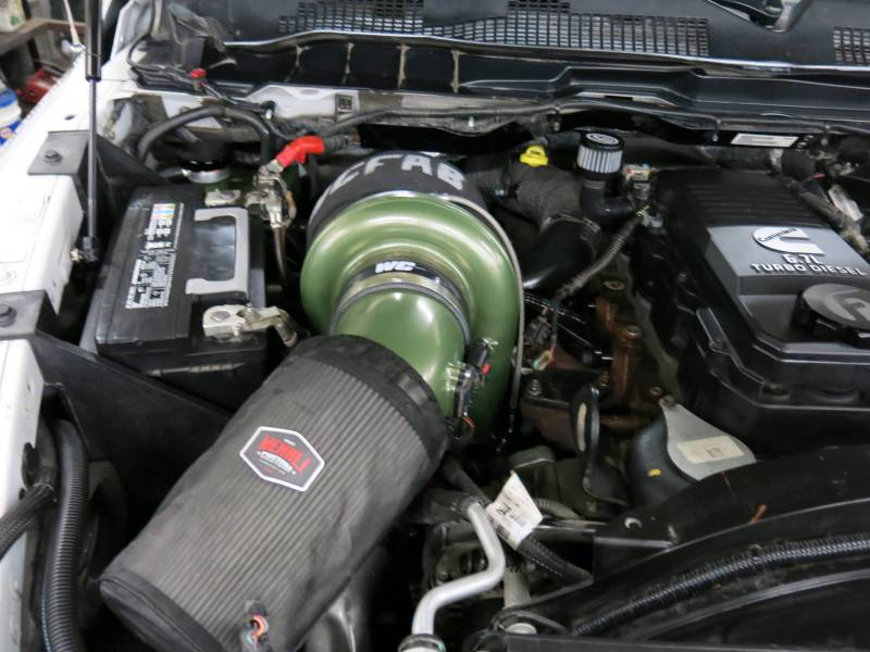 best cold air intake for 6.7 cummins
