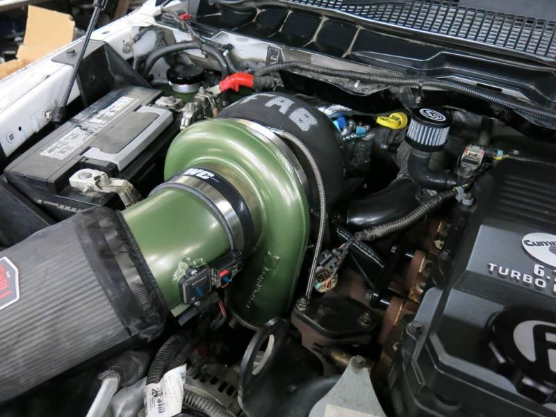 2013 2018 6 7 Cummins S400 Stock Twin Turbo Kit