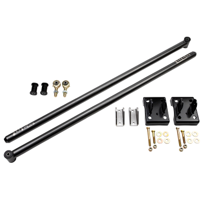 "Wehrli Custom Fabrication - 2011-2018 Duramax 60"" Traction Bar Kit (RCLB/CCSB/ECSB)"