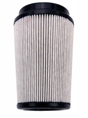 "Wehrli Custom Fabrication - Dry Air Filter 4"" Inlet"