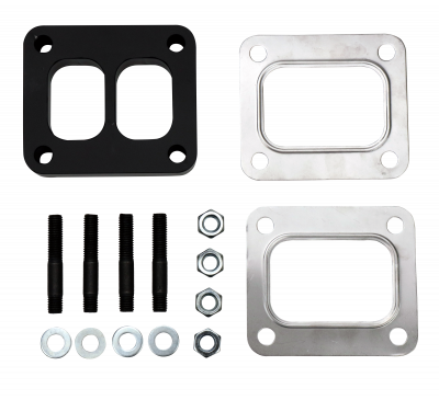 "Wehrli Custom Fabrication - 1"" T4 Spacer Plate Kit"