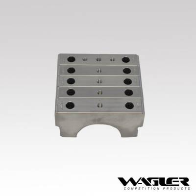 Wagler Competition Products - Wagler Competition Duramax Billet Main Cap Kit
