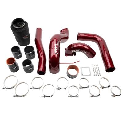 Wehrli Custom Fabrication - 2003-2007 5.9L Cummins High Flow Intake Bundle Kit