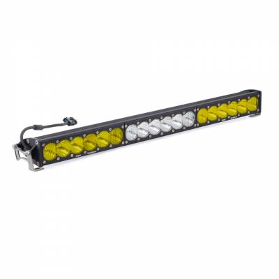 "Baja Designs - OnX6 Dual Control Amber / White LED Light Bar 30"" Universal Baja Designs"