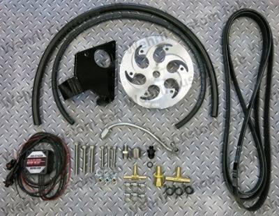 Wehrli Custom Fabrication - Twin CP3 Kit LB7 Duramax