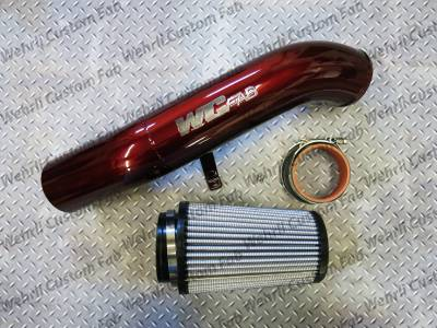 "Wehrli Custom Fabrication - LB7 4"" Intake Kit Stage 2"