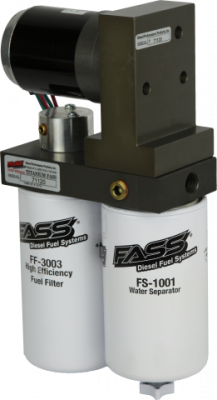 FASS Fuel System - Fass 165 GPH Lift Pump ('05-17 Cummins)