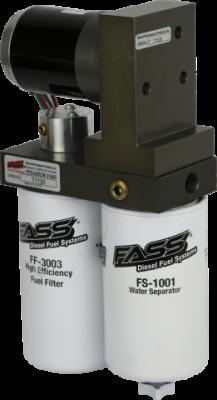 FASS Fuel System - Fass 165 GPH Lift Pump ('05-17 Cummins)