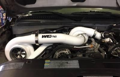Wehrli Custom Fabrication - S400/S400 Twin Kit '01-16 Duramax