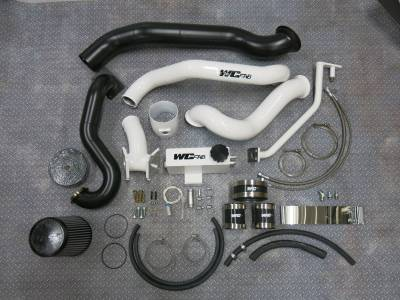 Wehrli Custom Fabrication - S400/Stock Twin Kit LBZ Duramax