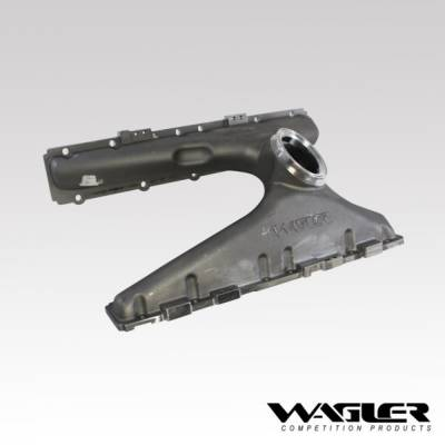 Wagler Competition Products - Wagler Competition Duramax Street Cast Intake