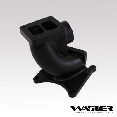 Wagler Competition Products - Wagler Competition T4 Duramax Twisted Pedestal