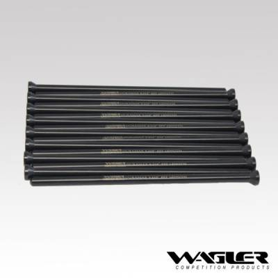 Wagler Competition Products - Wagler Competition Duramax Pushrod Set 3/8 x .135""