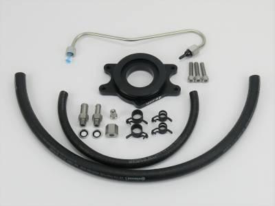 Wehrli Custom Fabrication - LML CP3 Conversion Kit- Street Series