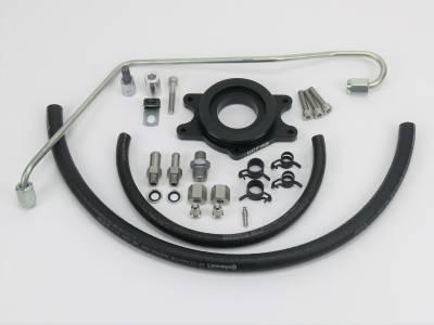 Wehrli Custom Fabrication - LML CP3 Conversion Kit- Race Series