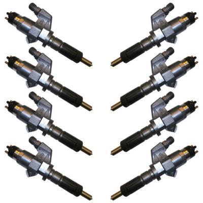 Exergy Performance - 2001-2004 LB7 DuramaxRemanExergySAC Injectors 100%
