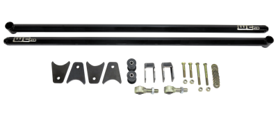 "Wehrli Custom Fabrication - Dodge & Ford 60"" Traction Bar Kit (RCLB, ECSB, CCSB)"