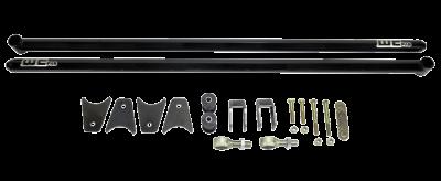 "Wehrli Custom Fabrication - Dodge & Ford 60"" Traction Bar Kit (RCLB, ECSB, CCSB)"