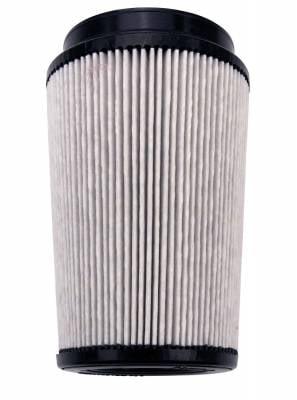 "Wehrli Custom Fabrication - Dry Air Filter 5"" Inlet"