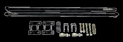 "Wehrli Custom Fabrication - 2011-2018 Duramax 68"" Traction Bar Kit (ECLB, CCLB)"