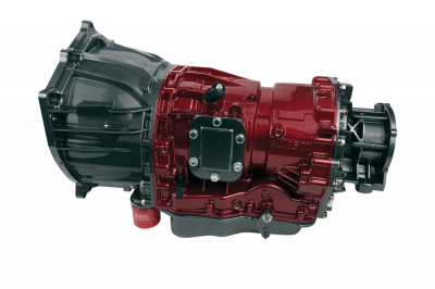 Wehrli Custom Fabrication - 2011-2016 LML Duramax750+HP Built Transmission