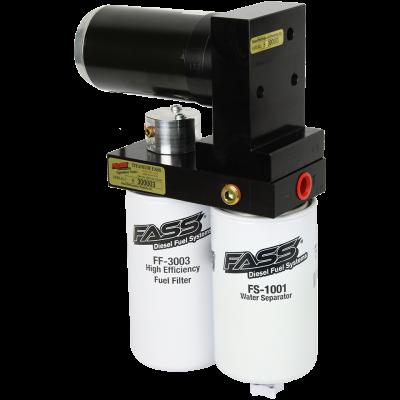 FASS Fuel System - Fass Titanium Signature Series 165 GPH Lift Pump for2001-2010 Duramax