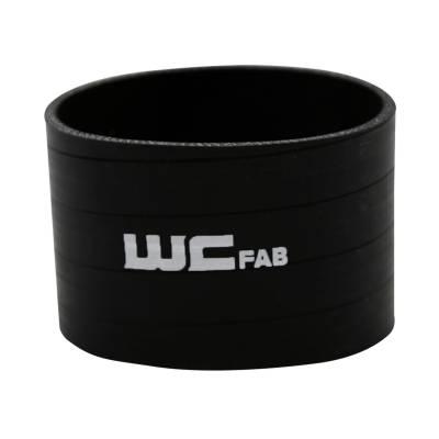"Wehrli Custom Fabrication - 4"" Silicone Boot"