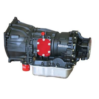 Wehrli Custom Fabrication - 2004.5-2005 LLY Duramax750HP Built Transmission