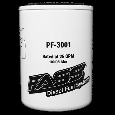 FASS Fuel System - Fass Particulate Filter