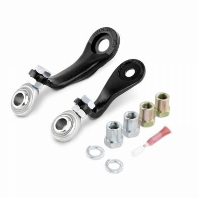 Cognito Motorsports - 2001-2010 Duramax Cognito Motorsports Forged Pitman/Idler Arm Brace Kit