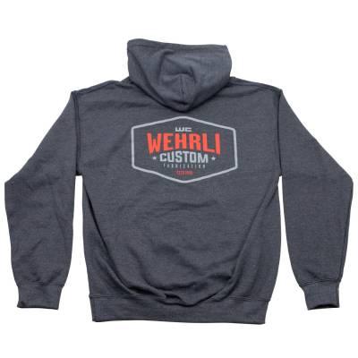 Wehrli Custom Fabrication - Men's Pullover Hoodie