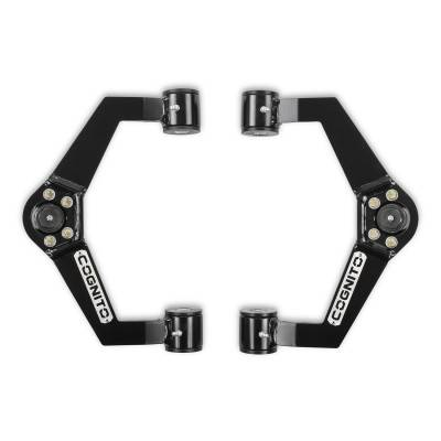 Cognito Motorsports - 2020+ L5P DuramaxCognito Motorsports Upper Control Arm Kit (Ball Joint style boxed w/o dual shock mounts)