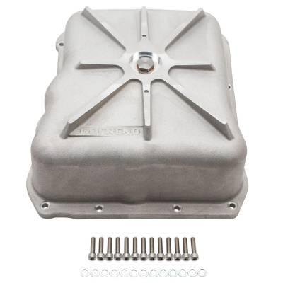 Goerend - 01-19 LB7/LLY/LBZ/LMM/LML/L5P Duramax Goerend Allison 1000 Deep Pan with Filter & Filter Lock