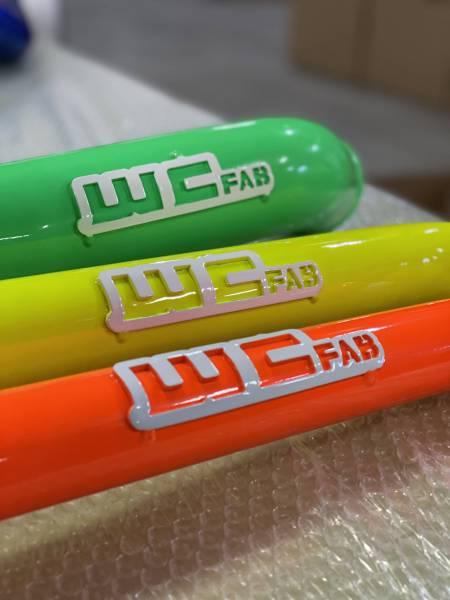 Fluorescent Green, Fluorescent Yellow, Fluorescent Orange