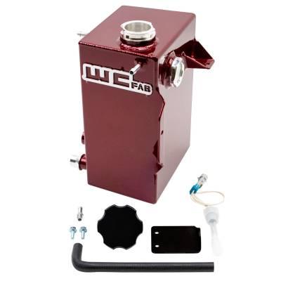 Wehrli Custom Fabrication - 2020+ L5P Duramax OEM Placement Coolant Tank Kit