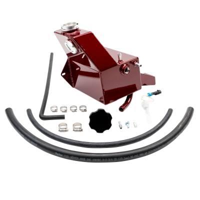 Wehrli Custom Fabrication - 2013-2018 6.7 CumminsOEM Placement Coolant Tank Kit