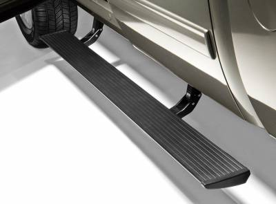 AMP Research - 2007.5-2010 LMM / Some 11-14 LML Duramax AMP Research PowerStep for Extended & Crew Cab