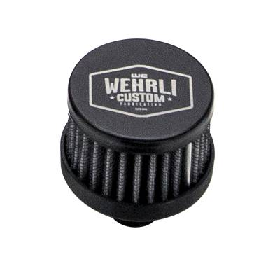 """Wehrli Custom Fabrication - Breather Filter for 3/4"""" Pipe"""