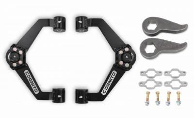 """Cognito Motorsports - 2011-2019 LML/L5P Duramax Cognito - 3"""" Standard SM Series Leveling Kit"""