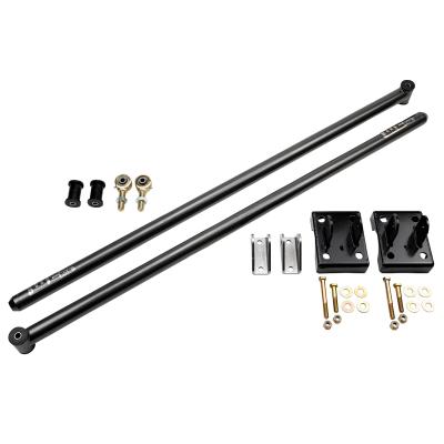 "Wehrli Custom Fabrication - 2011-2019 Duramax 68"" Traction Bar Kit (ECLB, CCLB)"