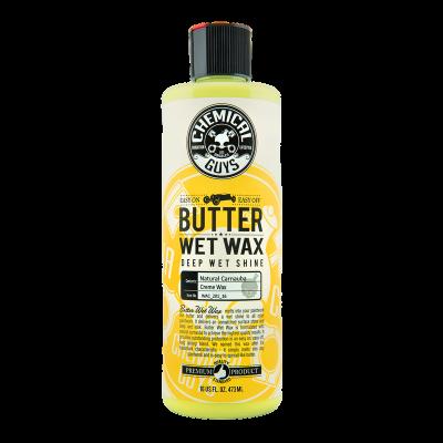 Chemical Guys - Chemical Guys Butter Wet Wax Warm & Deep Carnauba Shine